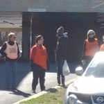 Abortion Escorts at Annapolis Planned Parenthood